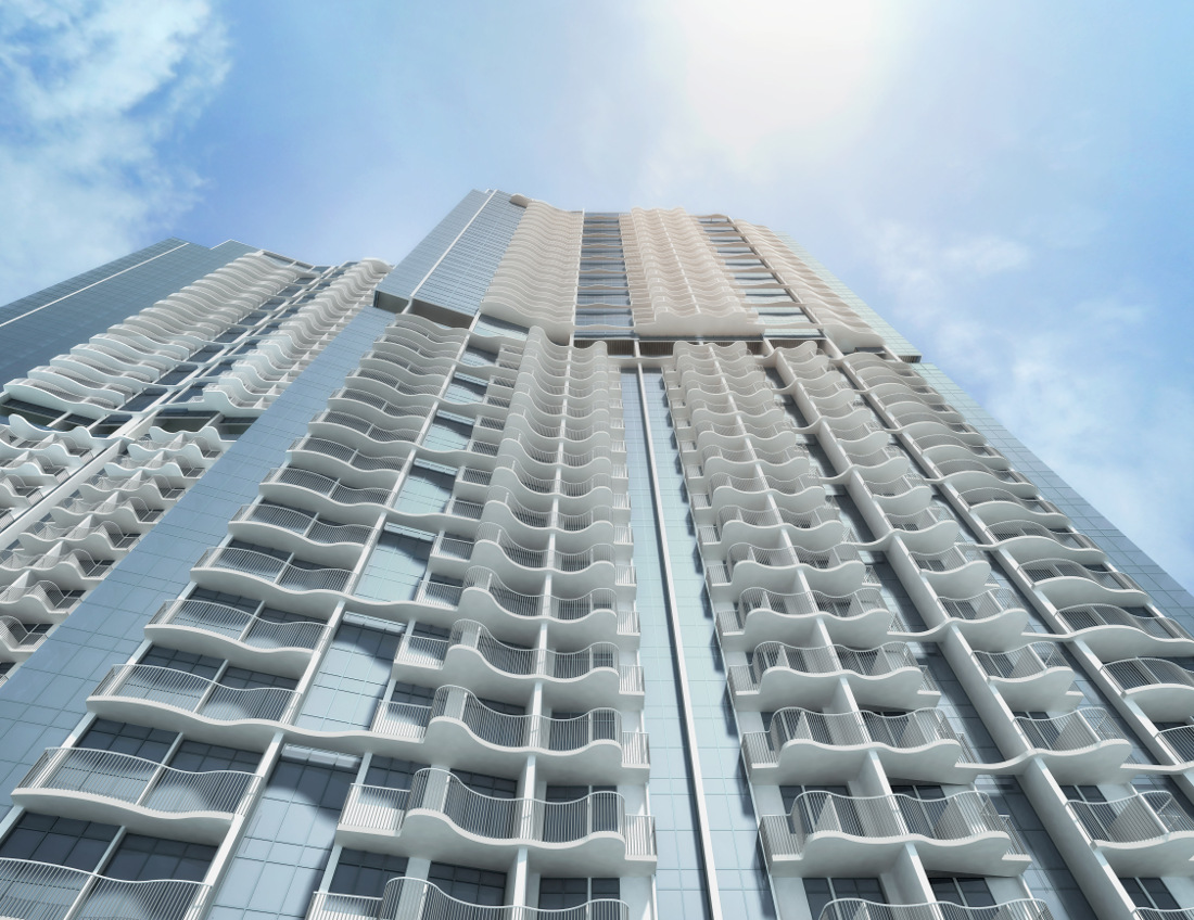 Queens Peak Singapore Condo by HY Realty