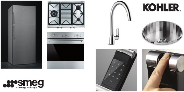 Queens Peak Price . Appliances & Fittings
